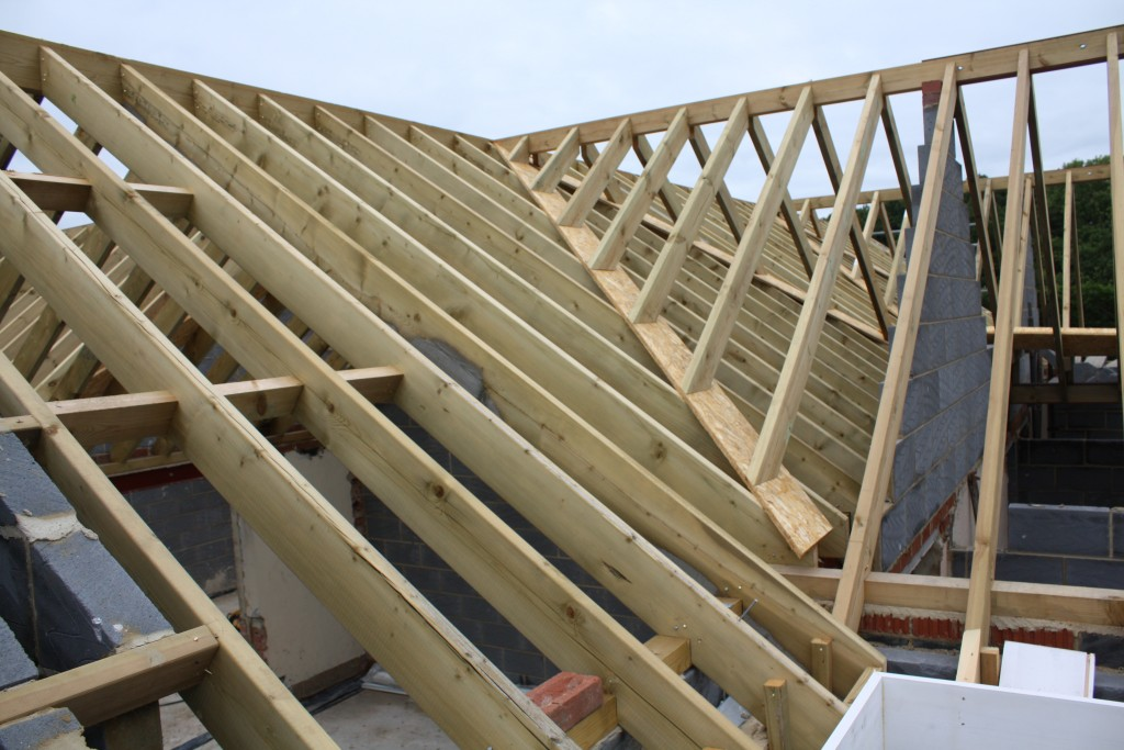 Carpentry cgh construction for Box gable roof